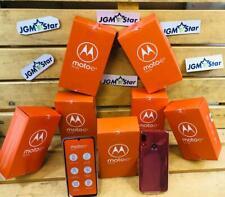 "MOTOROLA E6 PLUS  32 GB 2 GB RAM CHERRY RED  DS  GSM 13 MP 6.1"" Factory Unlock"