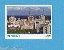 COPA AMERICA 2011 ARGENTINA-Figurina n.17- MENDOZA -NEW BLACK