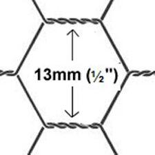 Chicken Wire mesh 900mmX50mt (12.5mm Hole) wire gauze 0.56mm