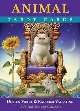 IC: Animal Tarot Cards (Spirit Animal Oracle Cards)