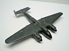 Vintage Cruver Spotter Recognition Aircraft Model Russian TU-2 Bomber Aug 1951