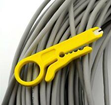 Pinces Denudeur Câble Ethernet RJ45 Internet Lan ADSL Outils de Dénudage