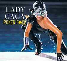 Lady Gaga - Poker Face - CD Single Just dance
