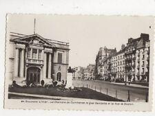 Boulogne Sur Mer Chambre de Commerce Vintage RP Postcard France 707a