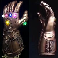 Thanos Infinity Gauntlet Marvel Legends Gloves Avengers 2019 Figure & LED LIGHT