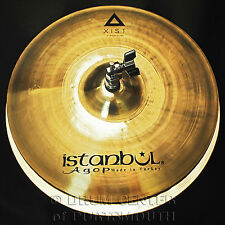 "Istanbul Agop Xist Brilliant Hi Hat Cymbals 14"" - Video Demo"