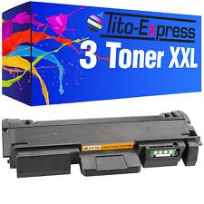 3x Toner XXL ProSerie PER SAMSUNG XPRESS m2675 F m2825 ND m2885 FW mlt-d116l