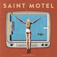 Saint Motel - saintmotelevision [CD]