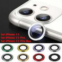 Caméra arrière Lentille d'écran protection Verre Trempé Pour iPhone 11 Pro Max