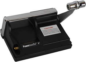 Powermatic 1 + Electric Cigarette Rolling Machine Make King & 100MM Cigarette