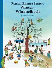Rotraut Susanne Berners Winter-Wimmelbuch, Midi-Ausgabe Berner, Rotraut Susanne