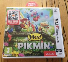 Promo Hey ! Pikmin Nintendo 3DS Replacement EMPTY Game Case