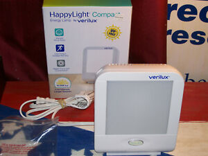 Verilux HappyLight Compact UV Free 10000 LUX. Depression Light Therapy .
