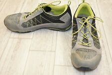 ASOLO Fury Athletic Shoes - Men's Size 10 - Grey/Green
