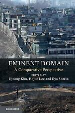 Eminent Domain by Iljoong Kim Paperback Book (English)