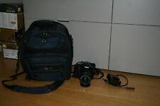 Fotocamera Canon EOS 1100d reflex digitale + obiettivo 18-55 + zaino fotografico