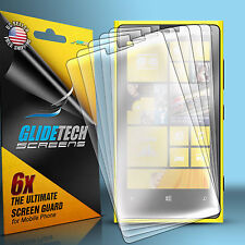 6 Pcs HD Clear Front LCD Screen Protector Guard Film For Nokia Lumia 920 AT&T