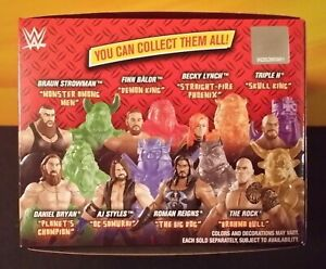WWE Beast Mode Wrestling Minifigures Braun Strowman Triple H Becky Lynch +more