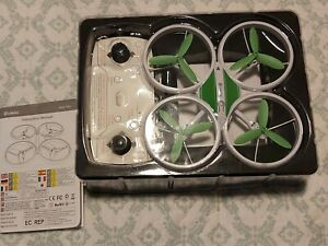 108DP Drones with Camera for Kids and Adults, EACHINE E65HW RC Drone (Green)