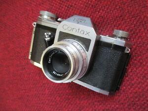 Contax Zeiss Ikon D Carl Zeiss Jena Tessar 4,5/40 T