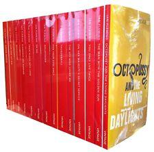 James Bond 007 Collection Ian Fleming Vintage Thunderball 14 Books Set NEW