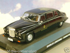 DIECAST 1/43 JAMES BOND 007 DAIMLER 420 DS420 LIMOUSINE IN BLACK CASINO ROYALE