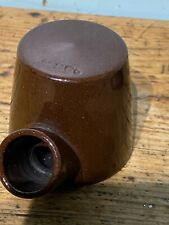 More details for 1935 antique  british midland railway co (m r co)pottery tea kettle ink bottle