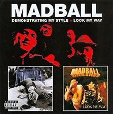 Madball – Demonstrating My Style / Look My Way 2CD Hardcore