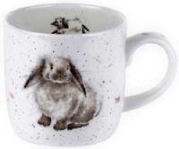 New Royal Worcester Wrendale Rosie bunny rabbit mug