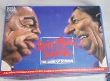 Vintage Spitting Image The Game of Scandal complete  ... Parker 1984