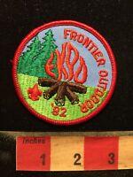 1982 FRONTIER OUTDOOR - BSA Patch Boy Scout 70WF