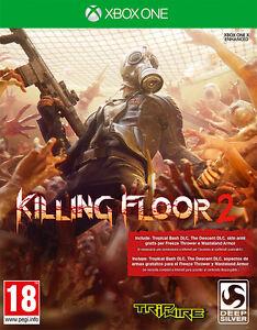 Killing Floor 2 XBOX ONE IT IMPORT DEEP SILVER