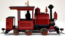 Bachmann On30 Scale Train Steam 0-4-2 Porter DCC Equipped Maroon 28260