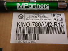 iEi Technology KINO-780AM2 -R10 Mini-ITX Mother Board. Brand New!