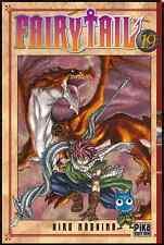 mangas Fairy Tail tome 19 Mashima Hiro Anime Shonen PIKA Neuf Rave Fantasia VF