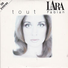 CD CARTONNE CARDSLEEVE 2T LARA FABIAN TOUT DE 1996 TBE