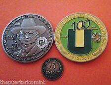 100Años UNIVERSIDAD INTERAMERICANA PUERTO RICO SAN GERMAN 1912  Dr HARRIS Mason
