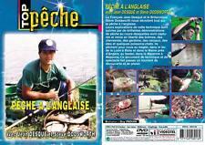DVD Pêche à l'anglaise avec Jean Desqué et S Dodsworth - Pêche au coup - Top ...