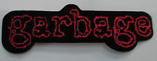Garbage Collectable Rare Vintage Patch Embroided 90'S Metal Live