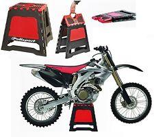Béquille de stand pliable Polisport Support Pont leve  Moto Cross Enduro Bike