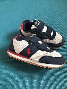 Ralph Lauren Boys Shoes Size 9