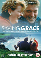 Saving Grace DVD (2002) Brenda Blethyn, Cole (DIR) cert 15 Fast and FREE P & P