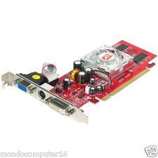 SCHEDA GRAFICA  PCI EXPRESS_256MB_ATI RADEON_ X300 SE_HM-VGA-DVI < POWER COLOR >