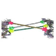 baton de majorette avec flots et étoiles baguette de fée accessoires de deguisem
