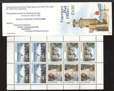 GUERNSEY - Libretto - 1989 - £. 1,00 - Vedute dell'Isola - Town Church.