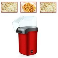 Easy Carry Electric Hot Air Popcorn Maker Machine Cinema Home Gastronomic QU