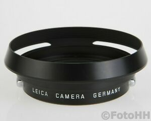NEW LEICA NUMBER : 12452 LENS HOOD FOR 35MM F1.4/35MM F2 SUMMILUX SUMMICRON