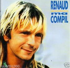 CD audio.../...RENAUD.../...MA COMPIL....