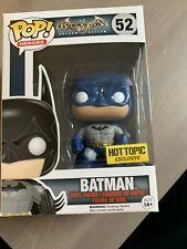 Batman Arkham Asylum Blue & Grey Batman Exclusive Pop! Vinyl Figure