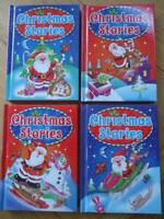 CHRISTMAS STORIES  BOOK - CHILDREN'S XMAS READING BOOK - HARDBACK